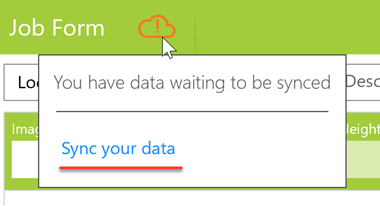 Sync your data